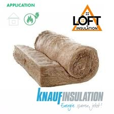 Knauf Earthwool 170mm Loft Roll 44 Combi-Cut
