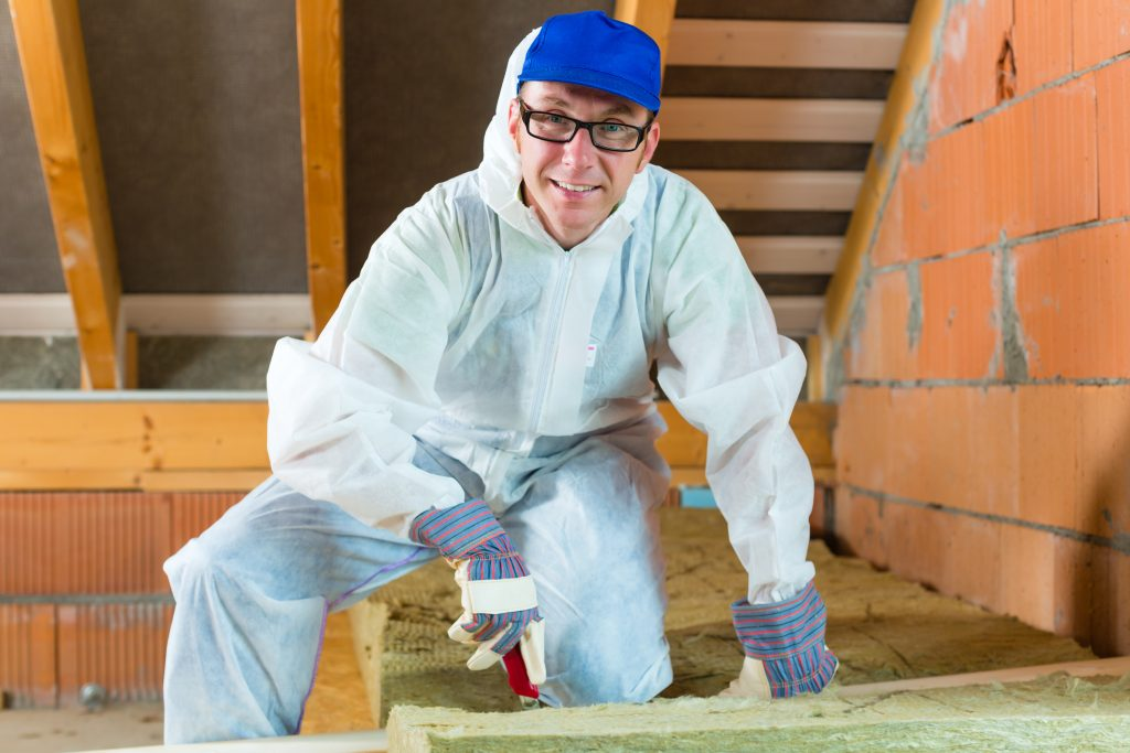 Loft Insulation White | LoftandInsulation