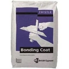 BRITISH GYPSUM THISTLE BONDING COAT PLASTER 25KG BAG