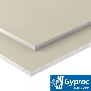 British Gypsum Gyproc Standard Plasterboard 2400mm x 1200mm x 9.5mm Tapered Edge