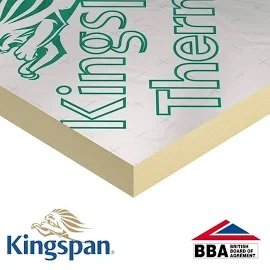 Kingspan Thermafloor Tp10 Floor Board 1.2m x 2.4m x 150mm