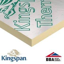 Kingspan Thermafloor Tp10 Floor Board 1.2m x 2.4m x 150mm | LoftandInsulation