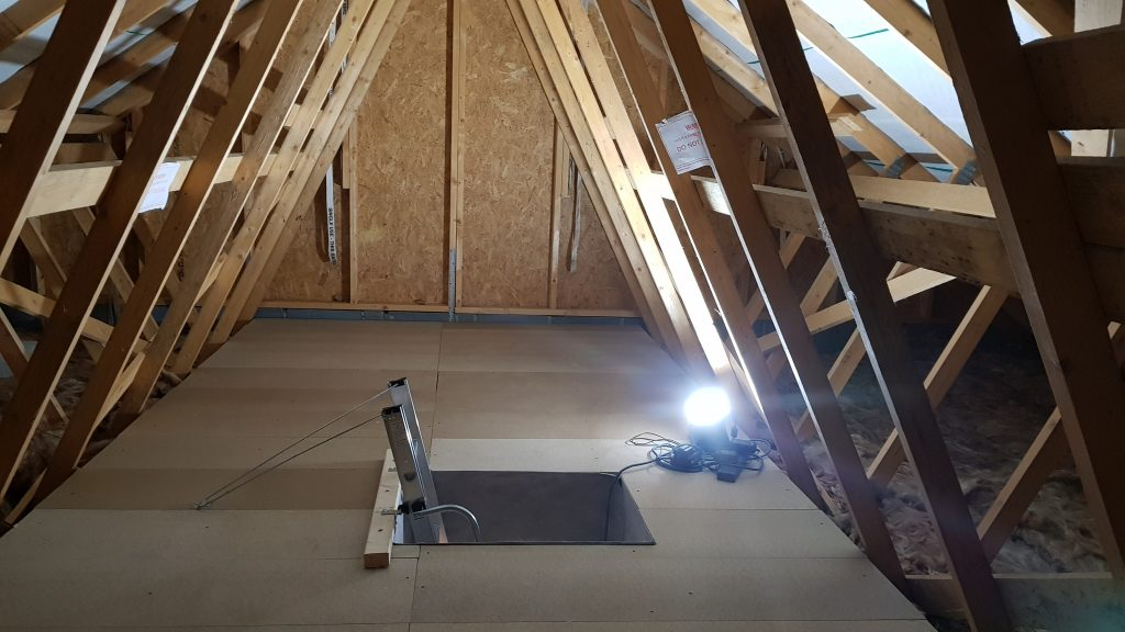 Raised Loft Boarding | LoftandInsulation