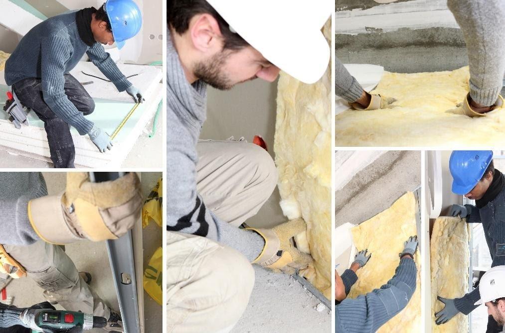 Internal wall insulation Installers UK | LoftandInsulation