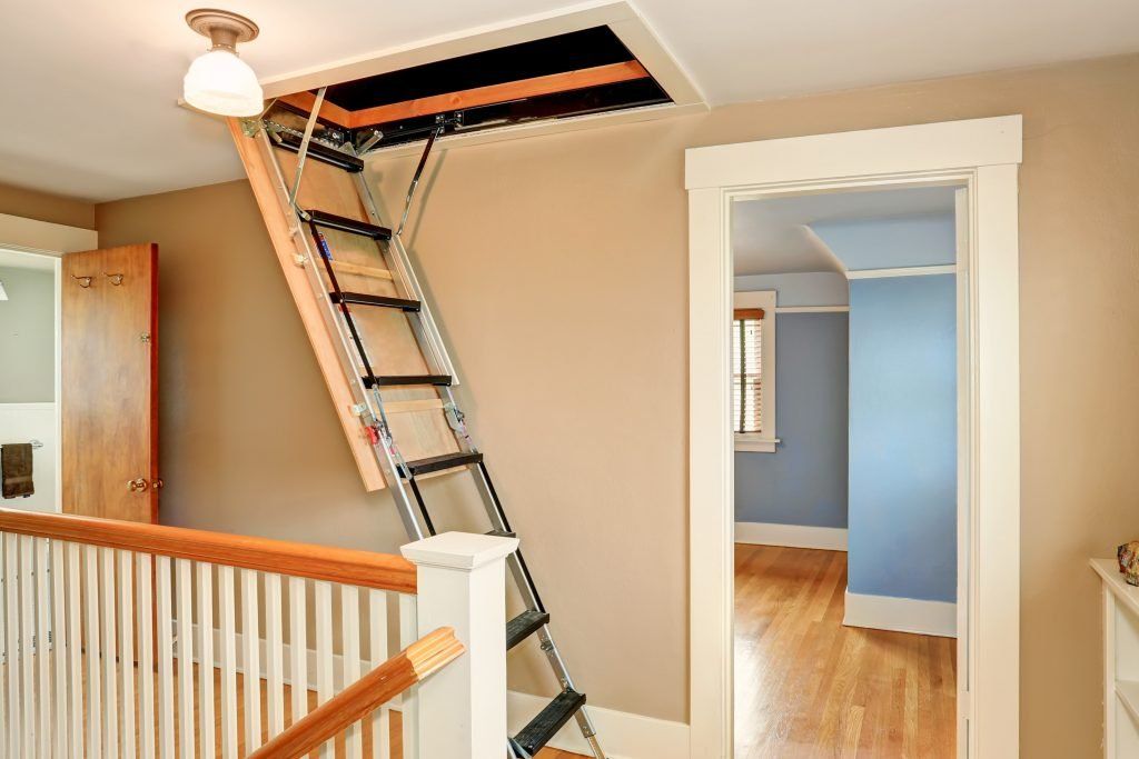 Loft Ladder | LoftandInsulation