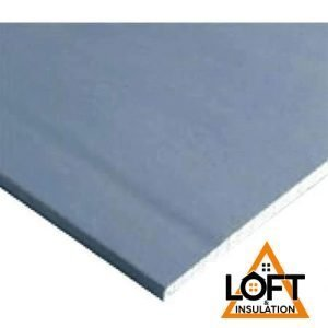 Knauf Soundshield Plasterboard Tapered Edge - 2.4m x 1.2m x 12.5mm | LoftandInsulation