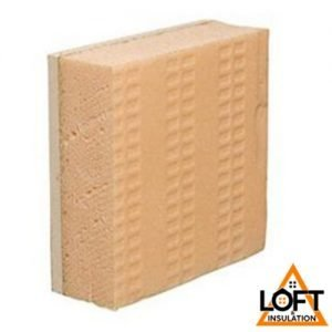 Gyproc Thermaline Plus (2.4m x 1.2m) All Sizes - 40mm | LoftandInsulation