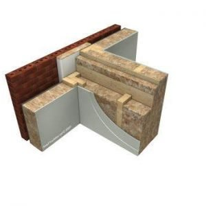 Earthwool Timber Frame Party Wall Slab