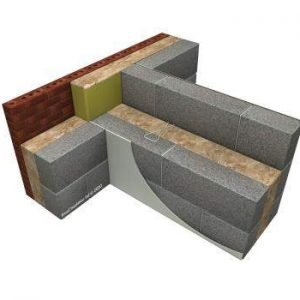 Earthwool Masonry Party Wall Slab